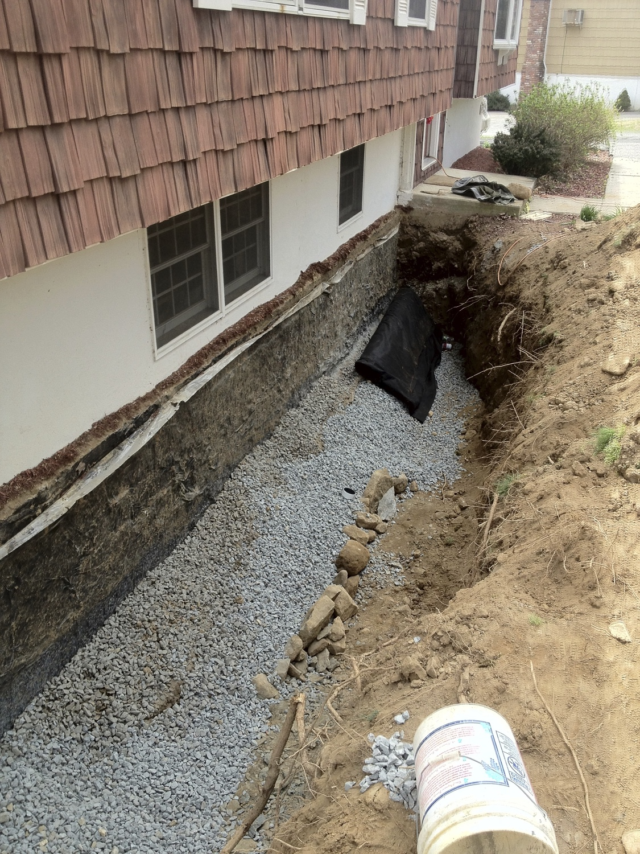 Residential Drainage Garrison NY | Foundation Repair Garrison NY ...